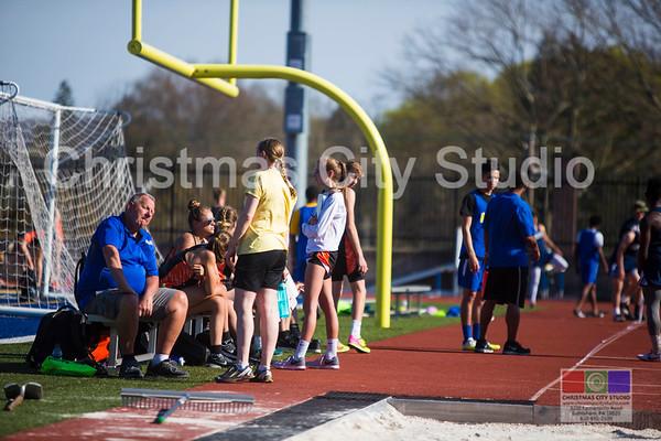 04/12/17 WAHS Track & Field