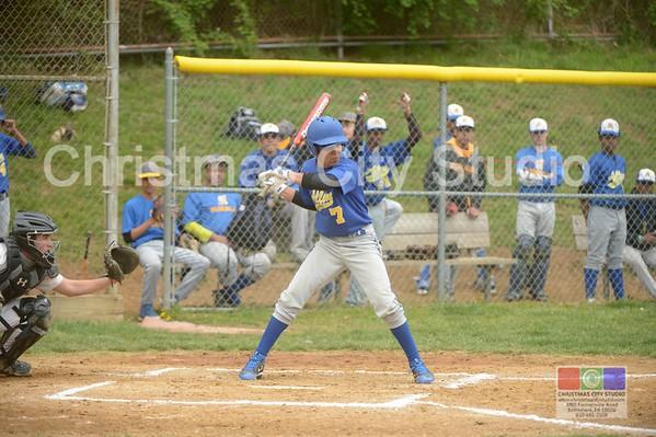 04/24/17 WAHS JV Baseball