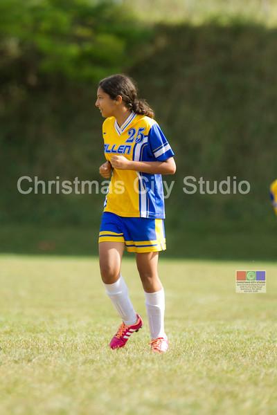 09/21/16 WAHS Girls JV Soccer