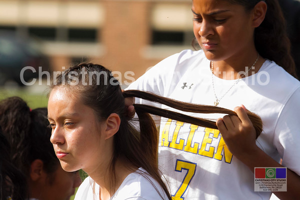 09/21/16 WAHS Girls Varsity Soccer