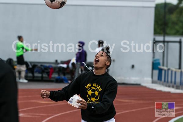 09/29/16 WAHS Boys Varsity Soccer