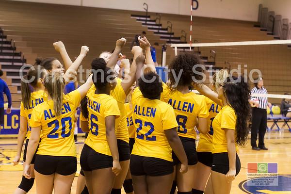 10/04/16 WAHS Girls JV Volleyball