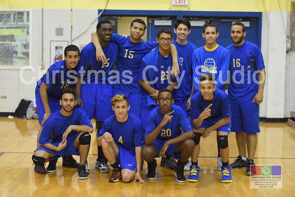 4/20/17 WAHS Boys JV Volleyball