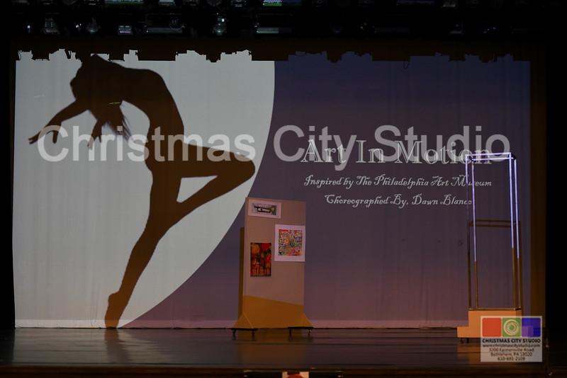 Christmas City Studio.05 02 19 Wahs Dance Concert Christmas City Studio