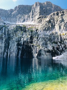 Precipice Lake (with more perspective)