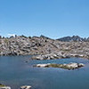 Our Lake at 11,300 feet