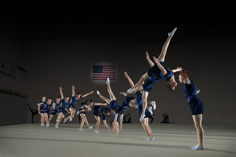 Tumble 6 Sequence