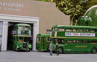 RT2936, RF592 and RML2455 await their next turns of duty
