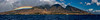 Composite image of West Maui, Hawaii. This image was composed of twenty separate photographs.