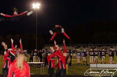 October 25, 2013 - North County High School Senior Night