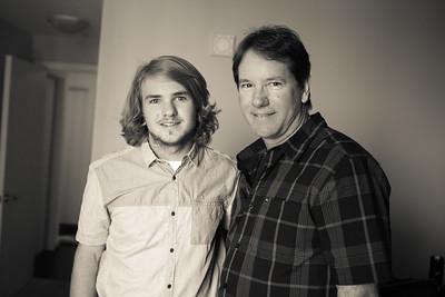 Brian and Chris Buongiorno