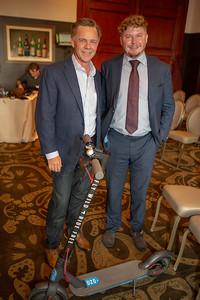 Larry Shaffer & Eric Bell