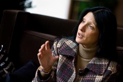 Laura J. Wellington, CEO, co-founder of The Giddy Gander Company LLC