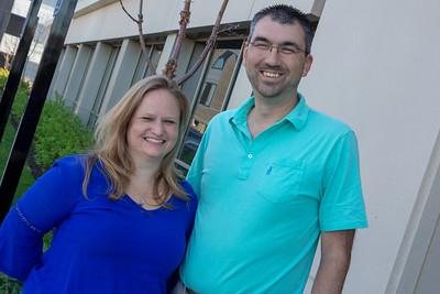 Kendra and Jason Beutler
