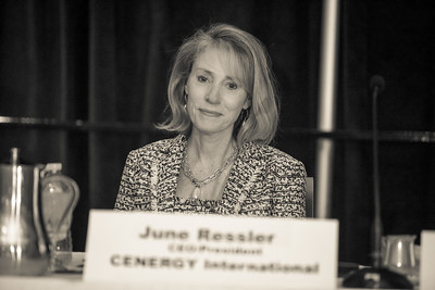 June Ressler, CENERGY International