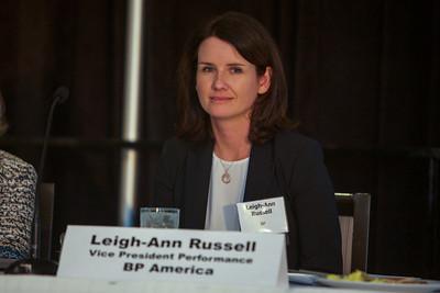 Leigh-Ann Russell, BP