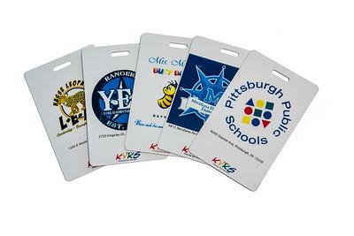 KYKS card