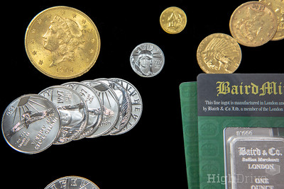 U.S. Coins and Jewelry