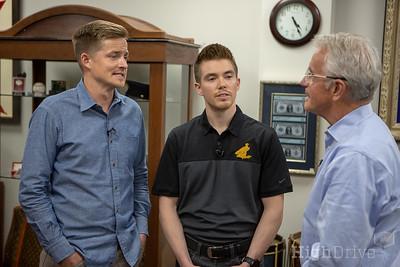 Kenny Duncan, Jr., Matthew D. Duncan, & Russ Capper