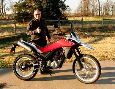 Husky TR650