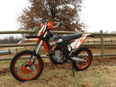 KTM 450 SixDays