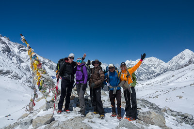 High Manaslu Circuit Trek 2018