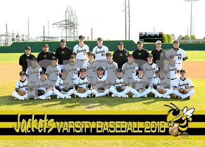 Calhoun Baseball 2018