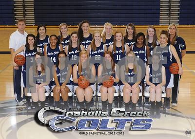 Coahulla Creek Basketball 2012 - 2013