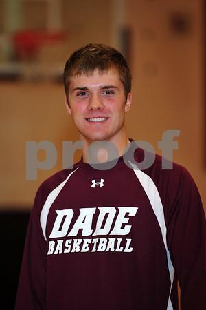 Dade County Basketball 2011