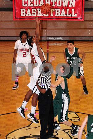 Murray vs Cedartown Boys 12.31.11