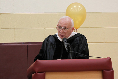 Dr. Warren Diem, a founding member of the Northridge Prep faculty, will retire at the end of this academic year. Asked by the Class of 2011 to be Keynote Speaker at Commencement, Dr. Diem addressed the continuity of the Northridge Prep Mission from its conception to the present day.