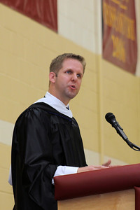 Mr. Richard Meyer, Headmaster, delivers the Opening Remarks at Northridge Prep Commencement 2011.