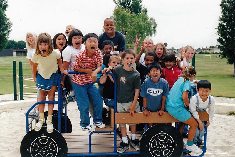 2001-06_Cox Last day 2nd grade.JPG