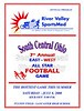 Saturday, July 8, 2000 - South Central Ohio 7th Annual East vs West All Star Football Game held in Lancaster, Ohio