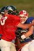 July 24, 2009 Licking County All-Stars versus Muskingum County All Stars played at Zanesville High School Stadium - (33) Rob H. from Northridge High School Vikings