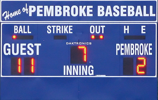 Game #11 Wareham Post 220 vs Pembroke
