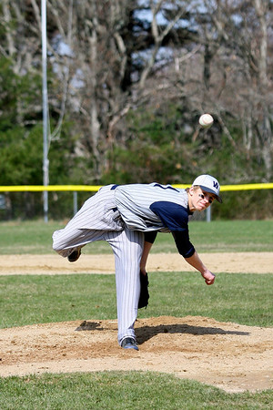 Wareham vs Bourne  April 18, 2011