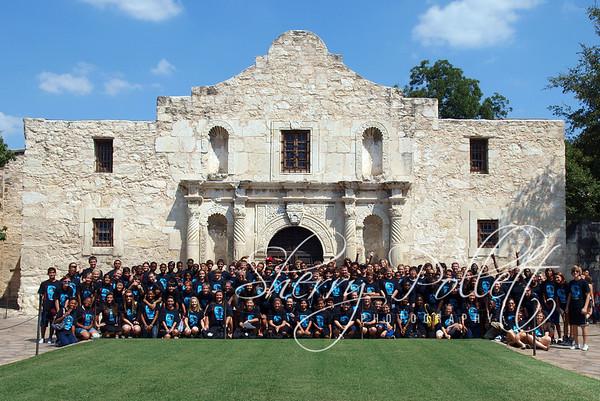 Alamo Dome 2010
