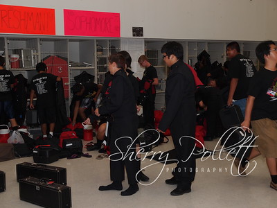 Heights vs Belton 2012