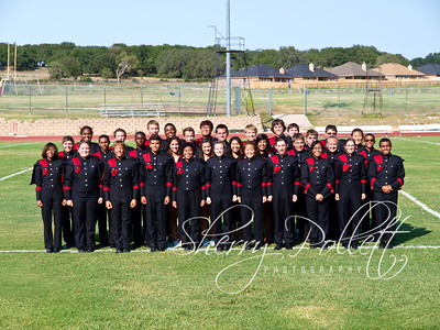 Band Officers and Section Leaders