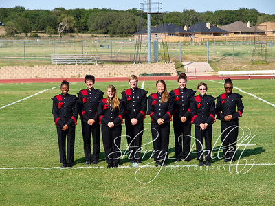 """""""Smile at the World"""" Band Students"""