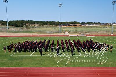 HHHS Red Brigade Band 2012-2013