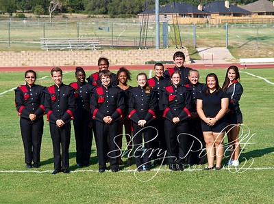 """""""Central Texas Orthodontics"""" Band Students"""