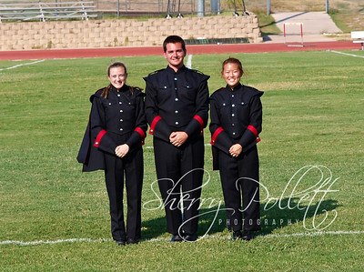 HHHS Drum Majors