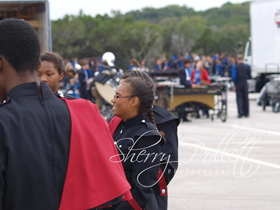 Vista Ridge Marching Festival 2012
