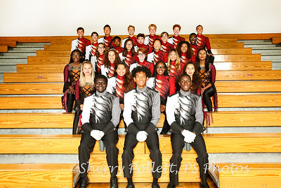 Officers & Section Leaders 8628-1