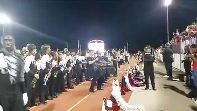 HHHS Band Drum Line1 101317