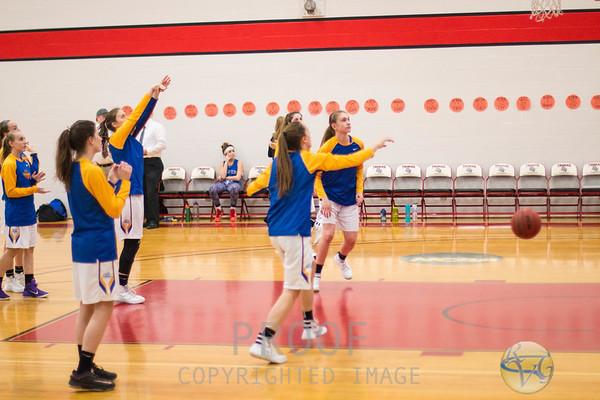 2016 MVC Girls Basketball Championship