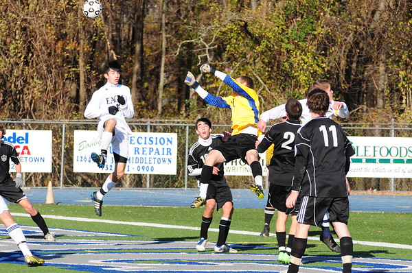 Hopewell V vs MidSou 2012 Boys Soccer