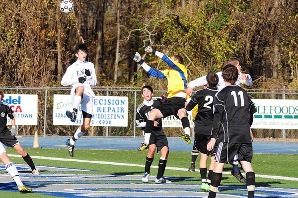 Hopewell V vs MidSou 2012 Boys Soccer